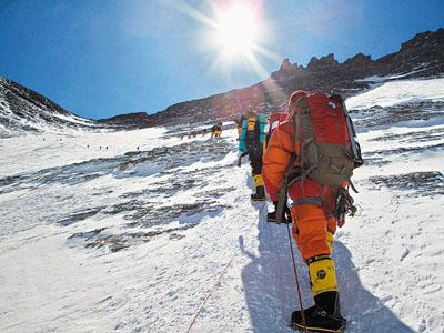 攀山專家 世界各地闖險峰 香港文匯報
