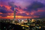 台北101大樓夜景