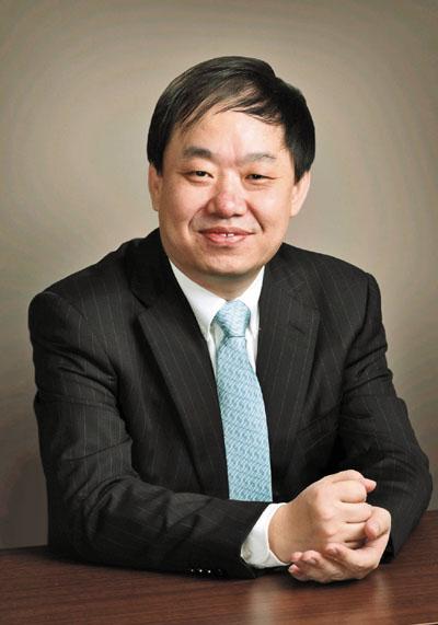 新奥集团董事局主席 王玉锁先生