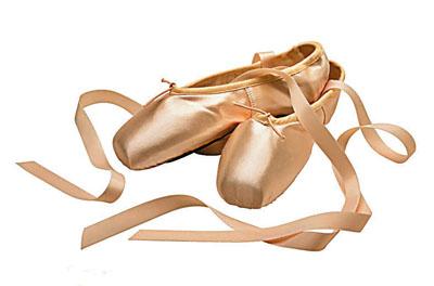 一年消耗3500双芭蕾舞鞋