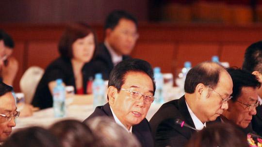 陳雲林詳解兩項協議:為兩岸經