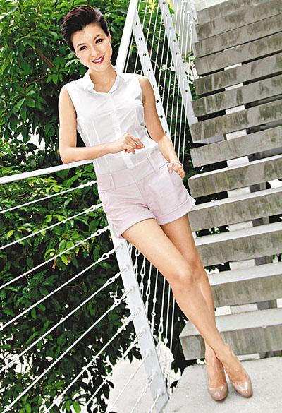 陳茵媺Aimee今年成績突出,有望染指最佳女配角。