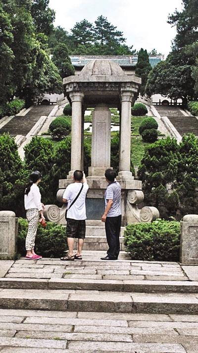 南岳忠烈祠,不应该被遗忘的地方