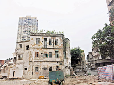 古建筑保护乏力
