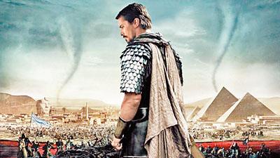 光影記事:《出埃及記:神王帝國...