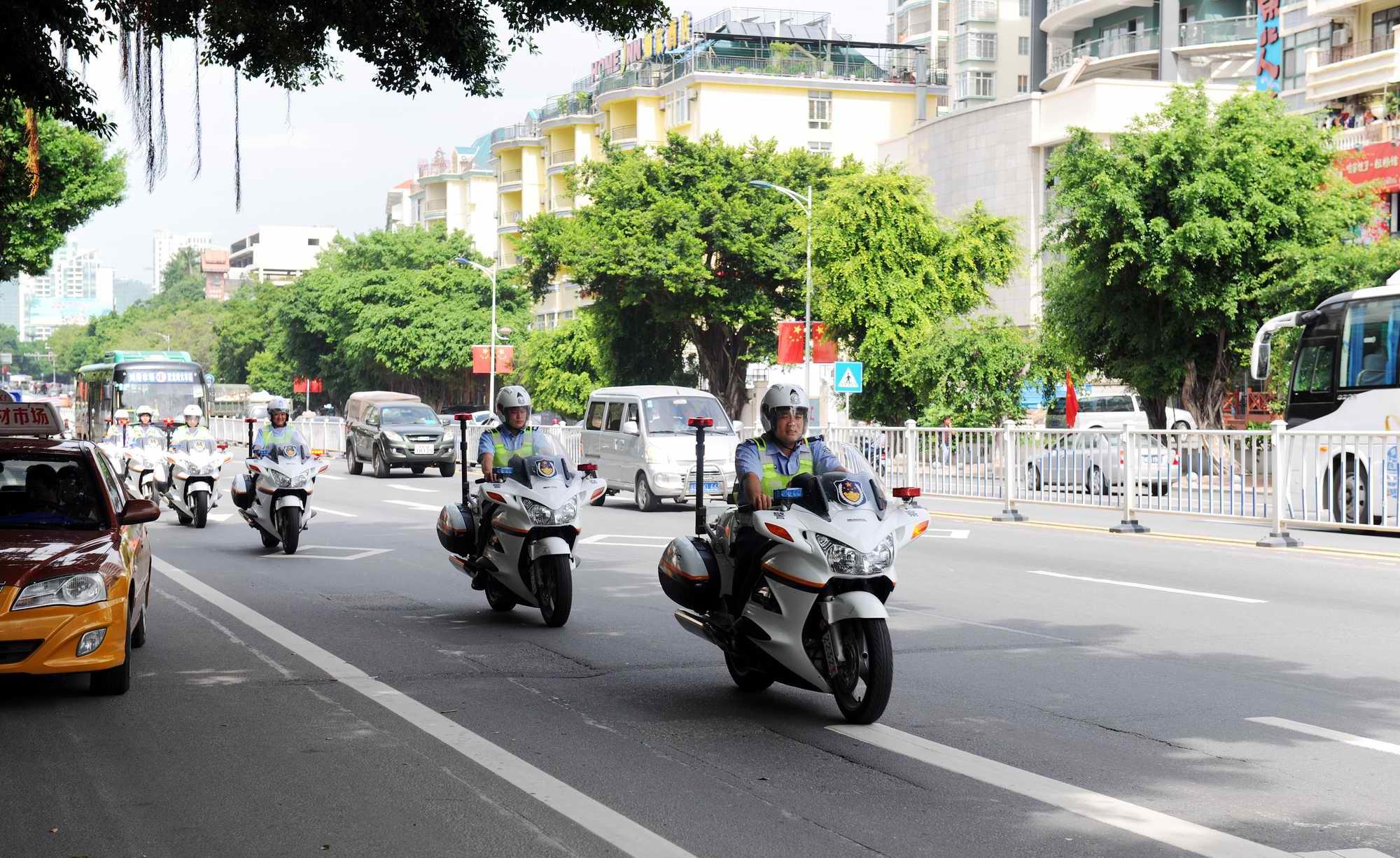 三亚旅游警察支队