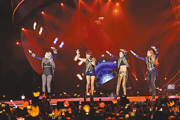 ...gbang平分天下exo拿下年度专辑、最佳男子组合等共4个奖;