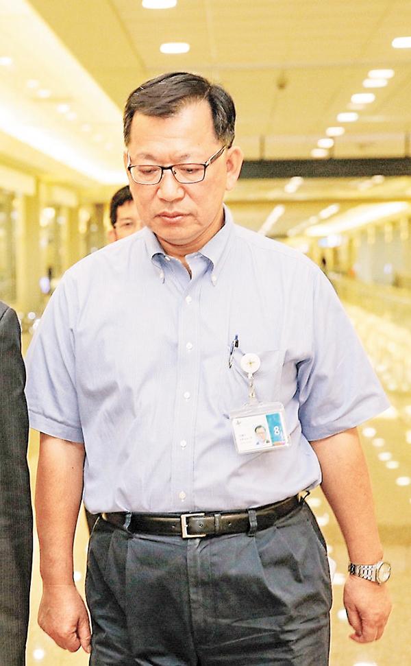 ■桃園機場董事長林鵬良被證實已請辭以示負責。 網上圖片
