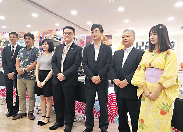 ■有旅社擬推廣日本主題店。翁麗娜  攝