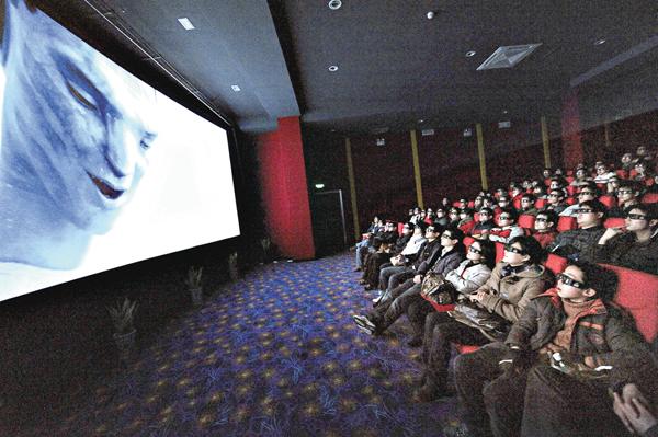 ■「有趣的電影」是interesting movie,「感到興趣」則是feel interested。 資料圖片