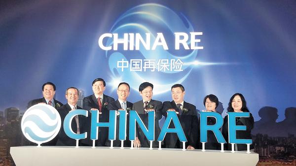 ■袁臨江(左三)表示,公司希望以新加坡為支點、輻射亞太。