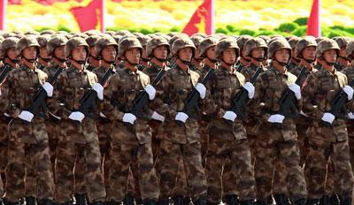 解放军陆军或推军改师 再见了集团军