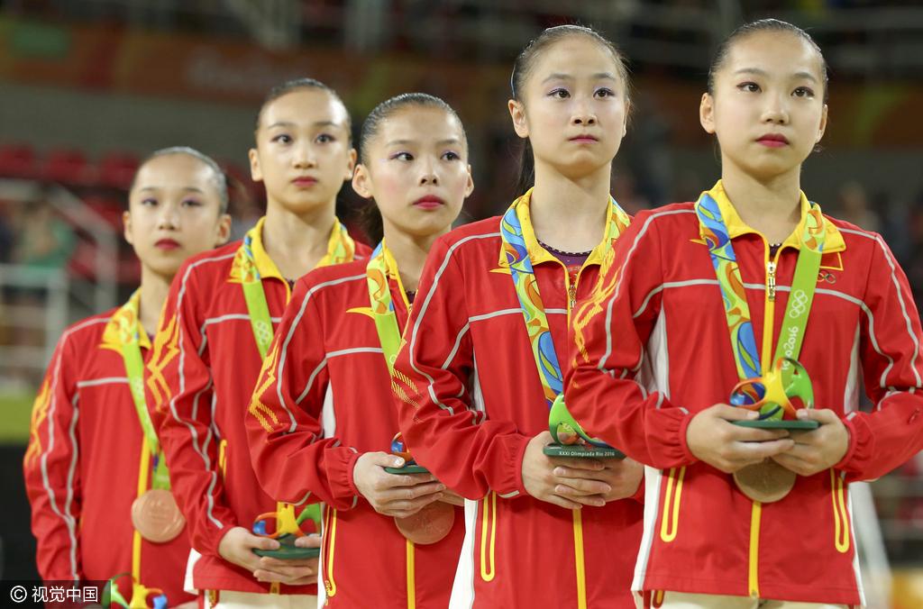 【里約奧運‧體操】「夢之隊」史上最差成績﹗體聯主席:中國隊只是機械人