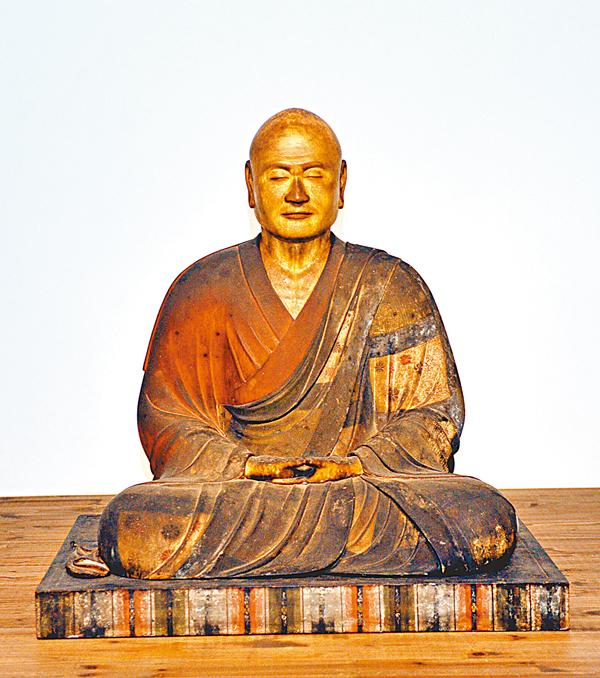 ■佛家以坐禪作為修行,但坐禪時以什麼都不想作為想像的對象,就需要跳出平日的思考方式了。 資料圖片