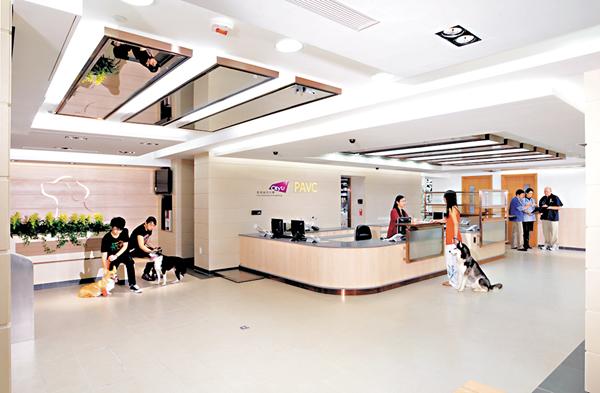 ■城大近期購置的太平道寵物診所,將成為城大動物醫學診所的重要部分。 城大供圖