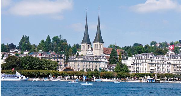 ■瑞士實現全球競爭力「八連冠」。