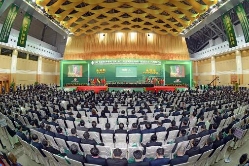中葡論壇第四屆部長級會議於2013年11月在澳門成功舉辦,國務院副總理汪洋出席會議。(資料圖片)
