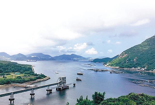 ■香港離島遊已成風潮。  胡若璋 攝