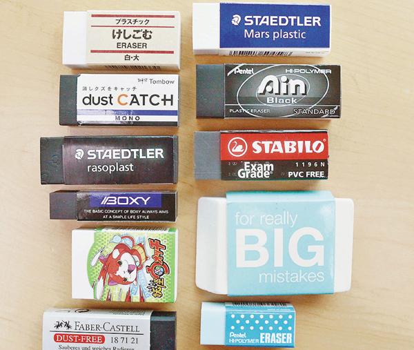 ■消委會研究發現,25款樣本中,只有1款完全沒有檢出塑化劑。 梁祖彝  攝