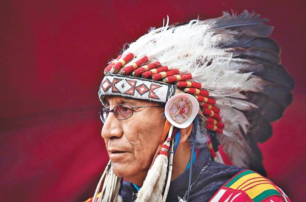 ■印第安人。 資料圖片