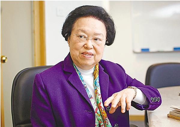 ■譚惠珠強調,香港的行政、立法、司法各司其職,不等於「三權分立」。資料圖片