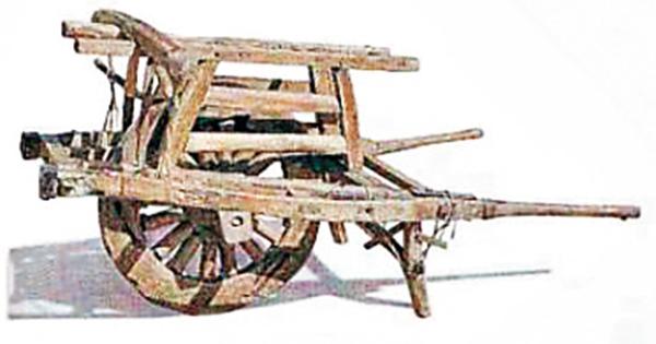 ■木牛流馬是三國時代的產物,很多資料已流失,但不妨礙現代人創作改良。 網上圖片