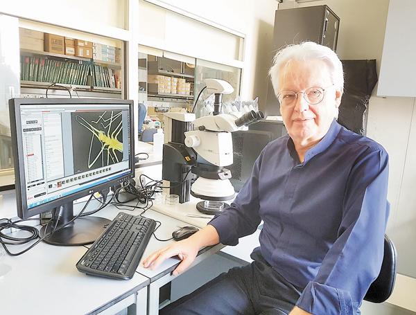 ■參與研究的杜德俊指出,香港物種在地球暖化下更脆弱。資料圖片