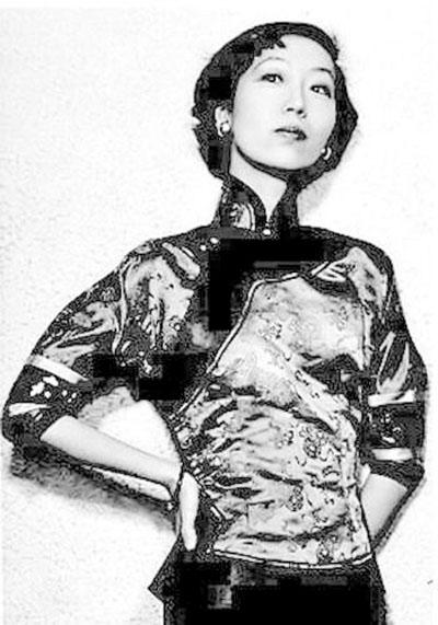 ■張愛玲是近代著名文學家,《傾城之戀》是其代表作。 資料圖片