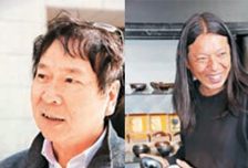 兩個台灣藝術家的「潮騷」:藝真至美