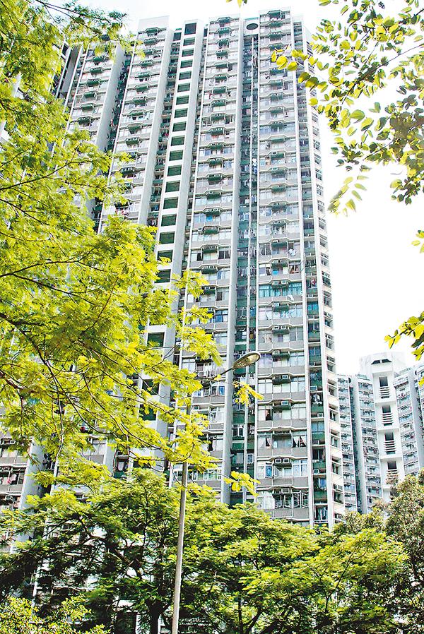 ■竹園北�h面積447方呎單位放盤約2個月,最終零議價以420萬元(自由市場價)沽出。資料圖片