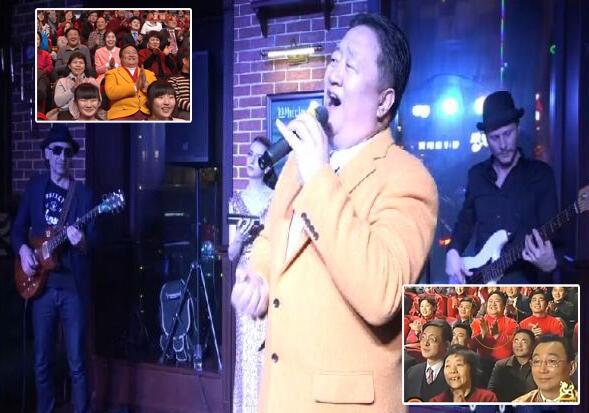 「春晚笑臉哥」為圓音樂夢想回家鄉哈爾濱當駐唱歌手