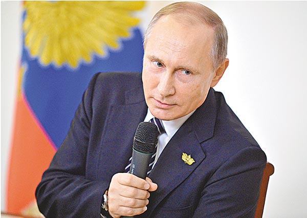 ■俄羅斯總統普京計劃把斯諾登作為「見面禮」,取悅特朗普。路透社