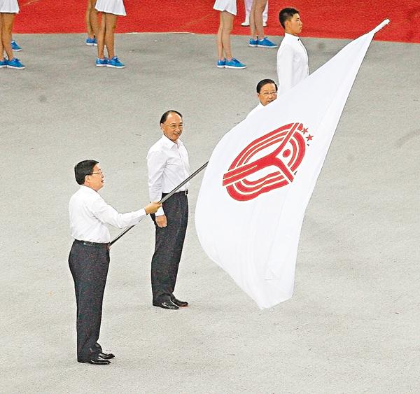 ■第十三屆全運會將於2017年9月在天津舉行。 資料圖片