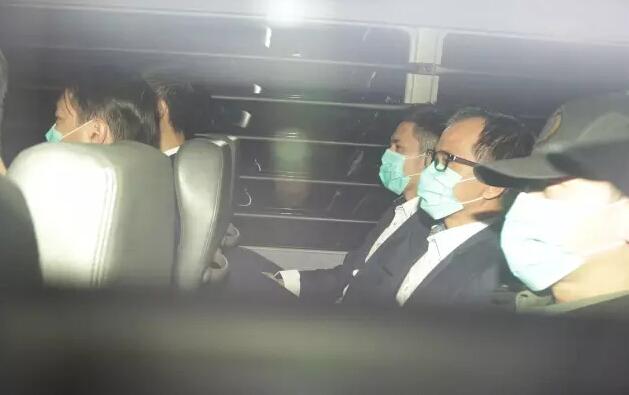 七名香港警員被裁定「襲擊致造成身體傷害」罪成