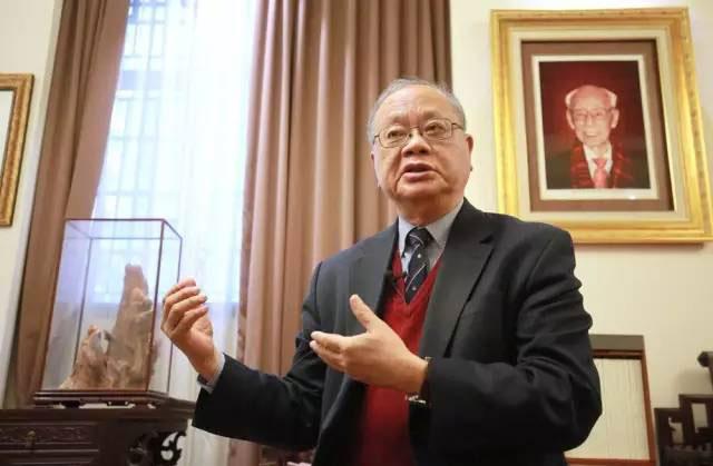 李焯芬讚揚林鄭月娥有凝聚香港的能力(大公報攝)