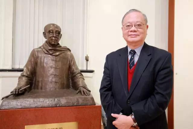 李焯芬讚揚林鄭月娥能包容不同人士(大公報攝)