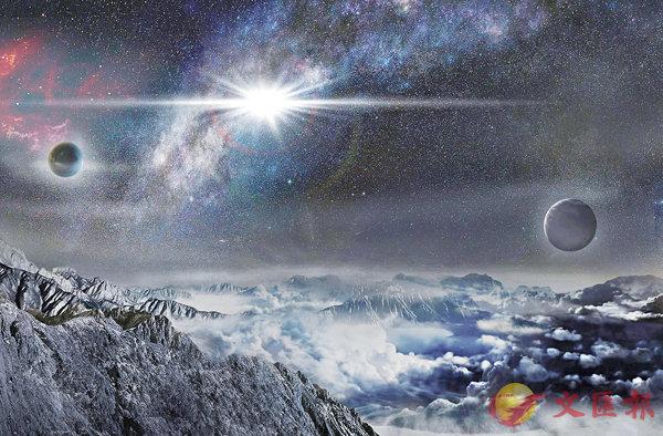 ■古代的文化,對於星空都帶�荓R敬之心,認為神明居住在天上,部分文明更認為星體移動是在預言未來。 資料圖片
