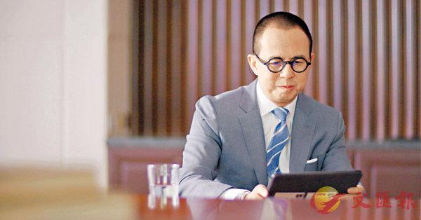 ■李澤楷認為,現時亞洲或全球都面對很多變數和紛亂,香港需要一位有駕馭能力的領導。