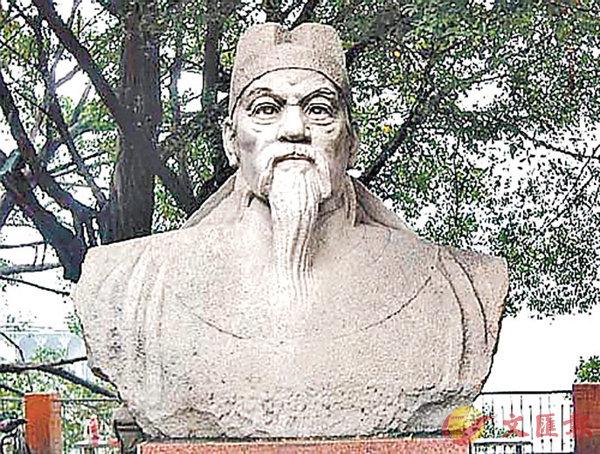 ■張九齡是唐朝名相,曾提拔王維、孟浩然等詩人。 網上圖片