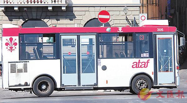 ■佛羅倫斯的巴士。 網上圖片