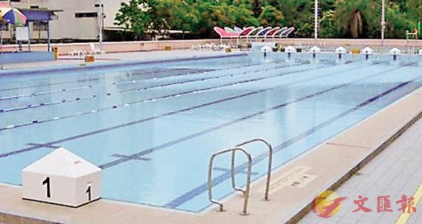 ■游泳池分界線令泳客游得開心又放心。 網上圖片