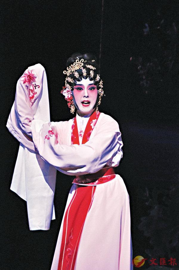 ■李沛妍演出一向斯文淡定,有很大的發揮潛能。