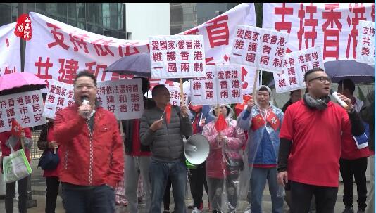 特首選舉|市民盼林鄭當選 冀港和諧繁榮