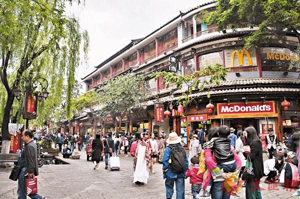 ■雲南昨日公佈《雲南省旅遊市場秩序整治工作措施》,務求確保在一年內實現旅遊市場秩序根本好轉。記者丁樹勇 攝