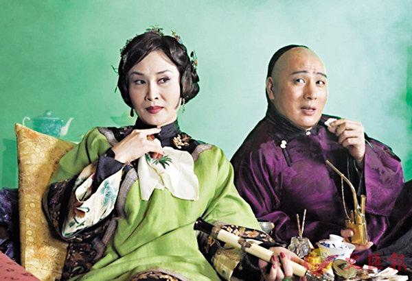 ■《金鎖記》與《王熙鳳大鬧寧國府》早前在上海東方藝術中心公演。