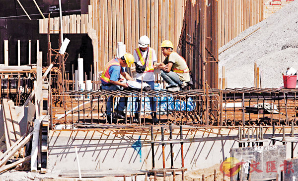 ■迪士尼早年亦曾進行擴建工程。 資料圖片