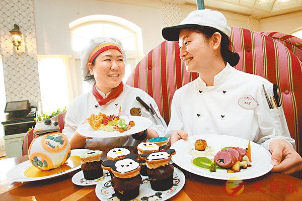■本港雖然有性別定型,但有不少女性擔任「男人工作」。以上兩位得獎女廚師笑指男仔都一樣怕熱,大家無分別。 資料圖片