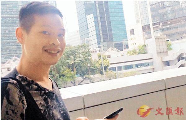 ■陳耀成昨到高院索取上訴裁決判詞。