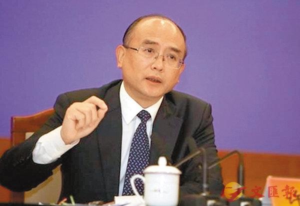 ■許勤被任命為河北省人民政府副省長、代理省長。資料圖片