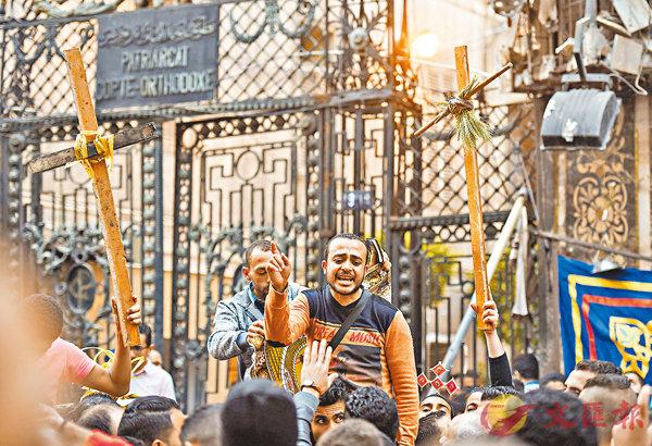 埃及進緊急狀態  特種部隊抗恐 (圖)